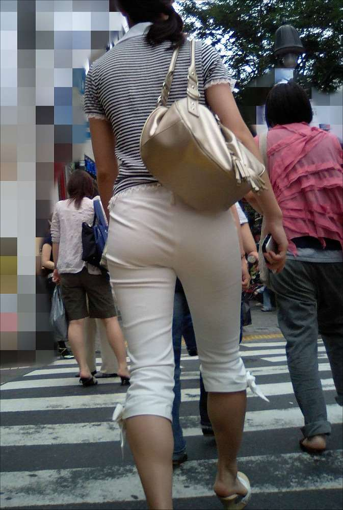 お尻の形がわかるパンツルックの女性 5★YouTube動画>11本 ->画像>350枚